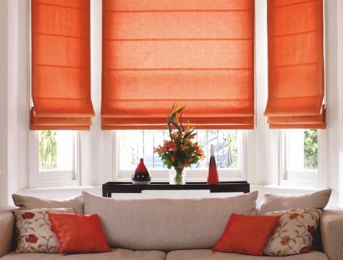 Римские шторы: особенности и использование в интерьере