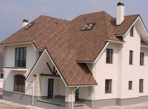 Виды мягкой кровли для крыши