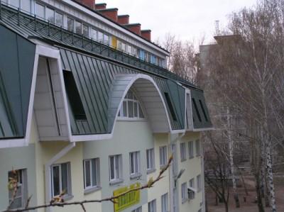 Г.  ПЕРМЬ, ул. Крупская, 34 - административно - офисный центр