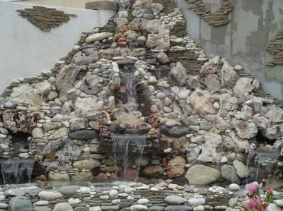 Учитыввая индивидуальный вкус каждого заказчика воплощаем в камне и воде гармонию....