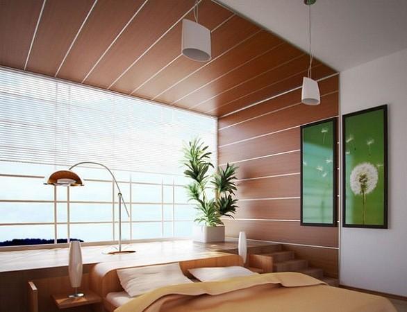 Дизайн стен из мдф