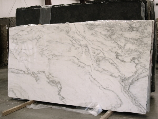 Фото - Мрамор сляб White Marble