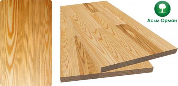 Щит мебельный (сосна) 40мм, цена 69 руб/квм, купить в