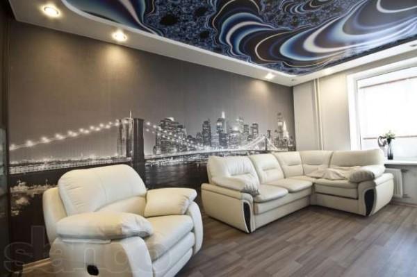 фотообои на потолок купить:
