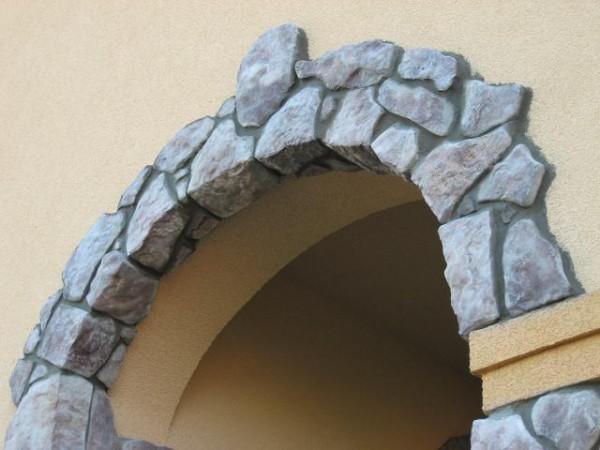 Арка из камня своими руками пошаговая инструкция