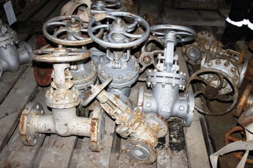 Кран стальной гэсс - фото 1
