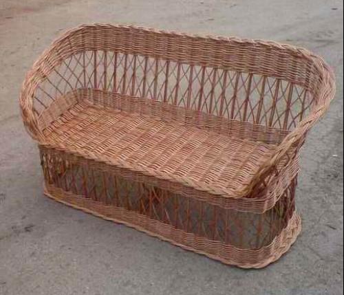 диван плетёный - купить в г.Самара, цена, фото. . Специалист Лесной С.В. ИП