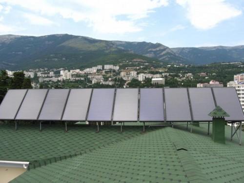 Проектирование и монтаж систем с использованием солнца