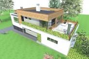 Реконструкция дома-дачи на Эльмаше