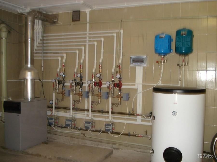 Отопление част. домов.