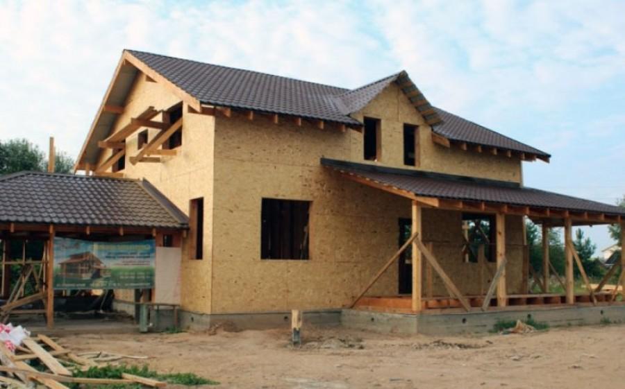 Строительство Каркасных домов - 1. Минская область - мой регион