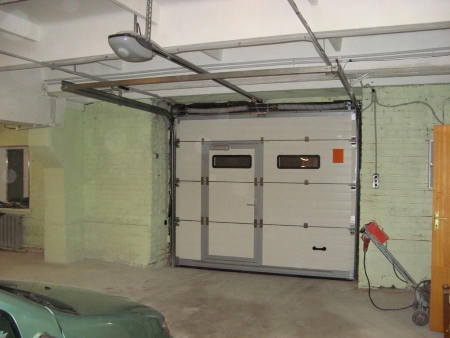 Автоматика для гаража своими руками