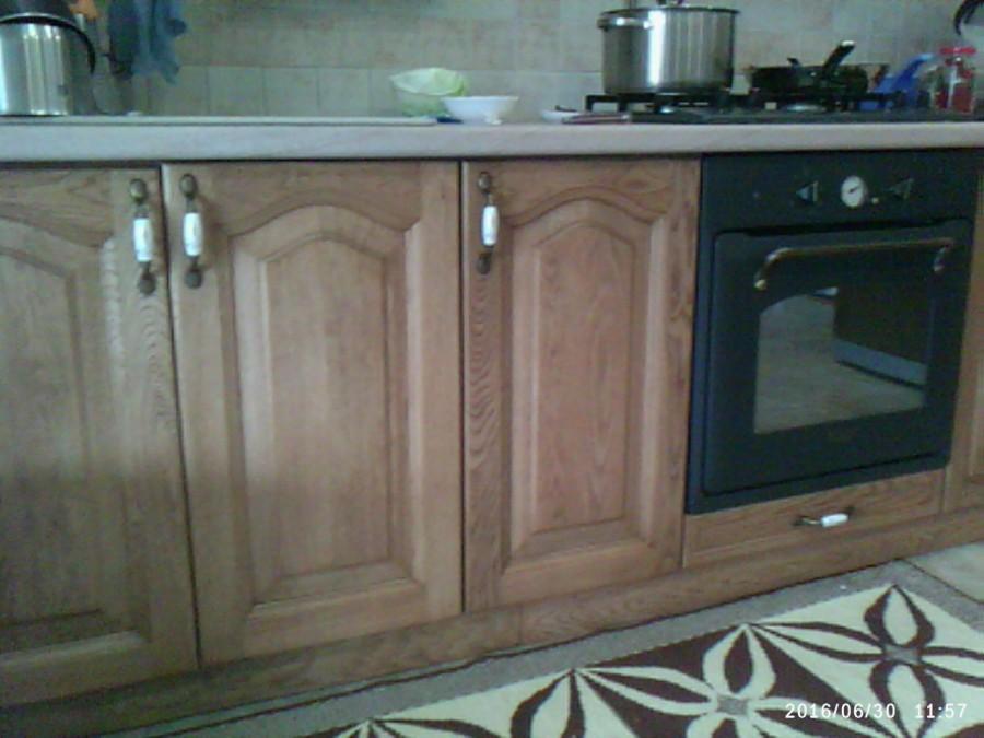 Как отреставрировать кухонный гарнитур