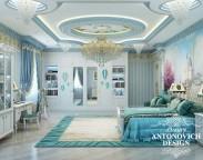 Дизайн детской от Luxury Antonovich Design