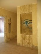 Роспись коридора «Египет»
