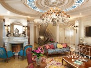 Аристократизм  классического стиля от Luxury Antonovich Design